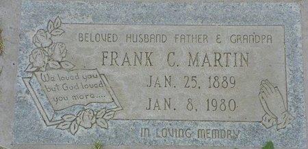 MARTIN, FRANK C - Maricopa County, Arizona | FRANK C MARTIN - Arizona Gravestone Photos