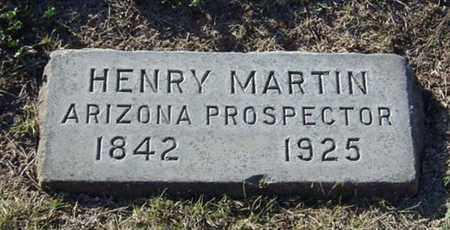 MARTIN, HENRY - Maricopa County, Arizona   HENRY MARTIN - Arizona Gravestone Photos