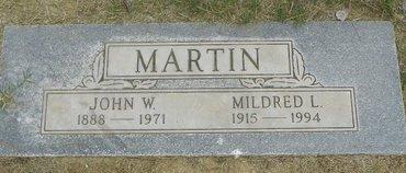 MARTIN, JOHN W - Maricopa County, Arizona | JOHN W MARTIN - Arizona Gravestone Photos