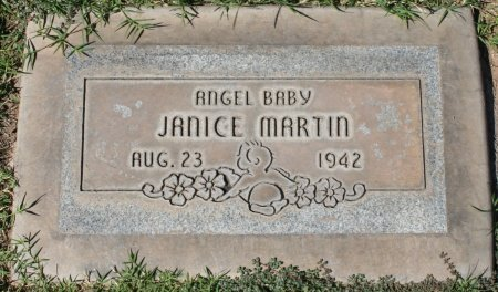 MARTIN, JANICE - Maricopa County, Arizona | JANICE MARTIN - Arizona Gravestone Photos