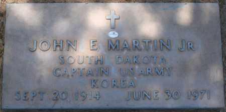 MARTIN, JOHN E., JR. - Maricopa County, Arizona | JOHN E., JR. MARTIN - Arizona Gravestone Photos
