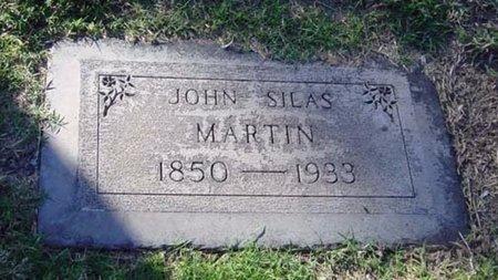 MARTIN, JOHN SILAS - Maricopa County, Arizona | JOHN SILAS MARTIN - Arizona Gravestone Photos