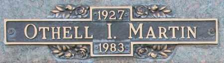 MARTIN, OTHELL I - Maricopa County, Arizona | OTHELL I MARTIN - Arizona Gravestone Photos
