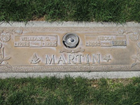 MARTIN, WILLIAM C. - Maricopa County, Arizona | WILLIAM C. MARTIN - Arizona Gravestone Photos