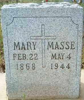 MASSE, MARY - Maricopa County, Arizona | MARY MASSE - Arizona Gravestone Photos