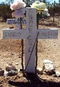 MATEO, DIEGO - Maricopa County, Arizona | DIEGO MATEO - Arizona Gravestone Photos