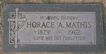 MATHIS, HORACE A. - Maricopa County, Arizona | HORACE A. MATHIS - Arizona Gravestone Photos