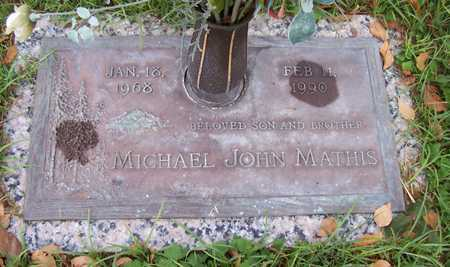 MATHIS, MICHAEL JOHN - Maricopa County, Arizona | MICHAEL JOHN MATHIS - Arizona Gravestone Photos