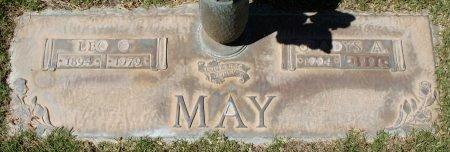 MAY, GLADYS A - Maricopa County, Arizona | GLADYS A MAY - Arizona Gravestone Photos