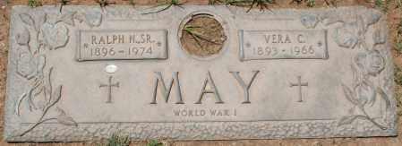 MAY, VERA C. - Maricopa County, Arizona | VERA C. MAY - Arizona Gravestone Photos