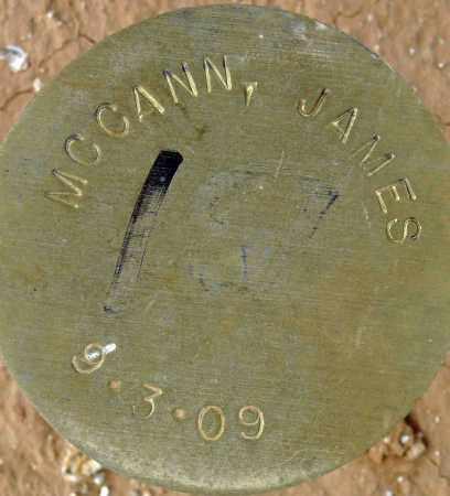 MCCANN, JAMES - Maricopa County, Arizona | JAMES MCCANN - Arizona Gravestone Photos