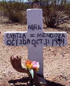 MENDOZA, CYNTIA - Maricopa County, Arizona   CYNTIA MENDOZA - Arizona Gravestone Photos