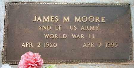 MOORE, JAMES M. - Maricopa County, Arizona   JAMES M. MOORE - Arizona Gravestone Photos