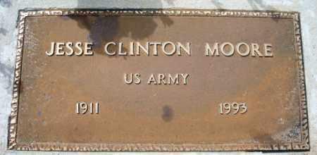 MOORE, JESSE CLINTON - Maricopa County, Arizona   JESSE CLINTON MOORE - Arizona Gravestone Photos
