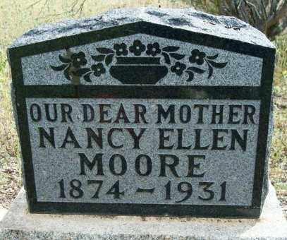 MOORE, NANCY ELLEN - Maricopa County, Arizona | NANCY ELLEN MOORE - Arizona Gravestone Photos