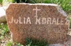 MORALEZ, JULIA - Maricopa County, Arizona   JULIA MORALEZ - Arizona Gravestone Photos