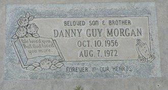 MORGAN, DANNY GUY - Maricopa County, Arizona   DANNY GUY MORGAN - Arizona Gravestone Photos