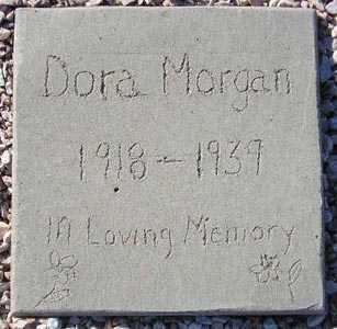 MORGAN, DORA - Maricopa County, Arizona   DORA MORGAN - Arizona Gravestone Photos