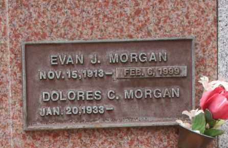 MORGAN, DOLORES C. - Maricopa County, Arizona | DOLORES C. MORGAN - Arizona Gravestone Photos