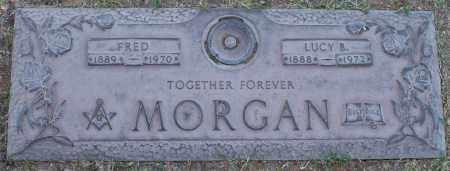 MORGAN, FRED - Maricopa County, Arizona | FRED MORGAN - Arizona Gravestone Photos