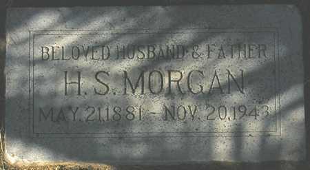 MORGAN, H. S. - Maricopa County, Arizona | H. S. MORGAN - Arizona Gravestone Photos