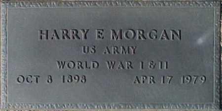 MORGAN, HARRY E. - Maricopa County, Arizona   HARRY E. MORGAN - Arizona Gravestone Photos