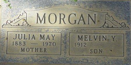 MORGAN, MELVIN Y - Maricopa County, Arizona | MELVIN Y MORGAN - Arizona Gravestone Photos