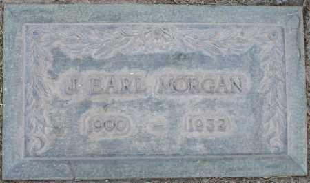 MORGAN, J. EARL - Maricopa County, Arizona | J. EARL MORGAN - Arizona Gravestone Photos