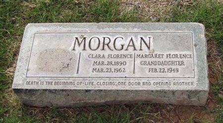 MORGAN, MARGARET FLORENCE - Maricopa County, Arizona   MARGARET FLORENCE MORGAN - Arizona Gravestone Photos
