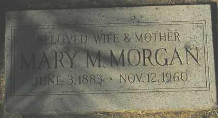 MORGAN, MARY M. - Maricopa County, Arizona | MARY M. MORGAN - Arizona Gravestone Photos
