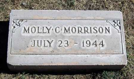 MORRISON, MOLLY C - Maricopa County, Arizona | MOLLY C MORRISON - Arizona Gravestone Photos