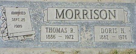 MORRISON, THOMAS R - Maricopa County, Arizona | THOMAS R MORRISON - Arizona Gravestone Photos