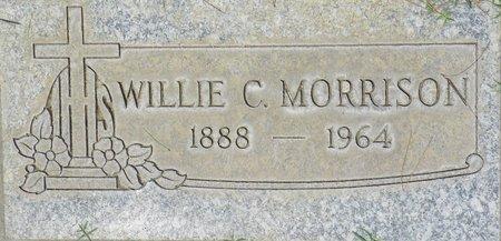 MORRISON, WILLIE C - Maricopa County, Arizona | WILLIE C MORRISON - Arizona Gravestone Photos