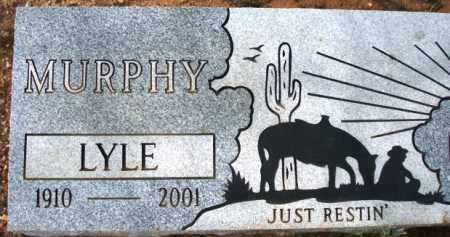 MURPHY, LYLE - Maricopa County, Arizona | LYLE MURPHY - Arizona Gravestone Photos