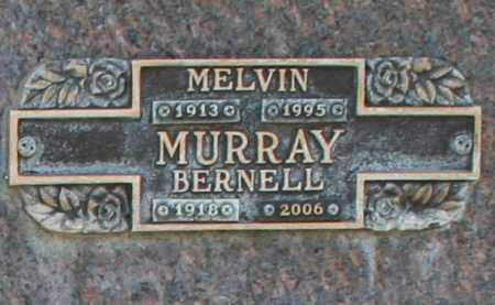 MURRAY, BERNELL - Maricopa County, Arizona | BERNELL MURRAY - Arizona Gravestone Photos
