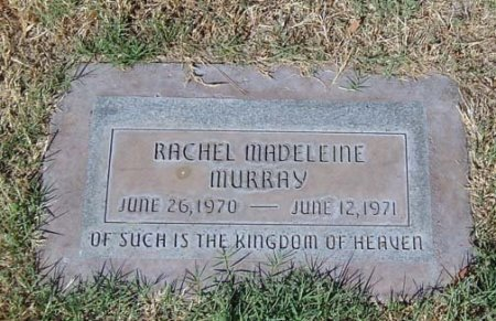 MURRAY, RACHEL MADELEINE - Maricopa County, Arizona | RACHEL MADELEINE MURRAY - Arizona Gravestone Photos