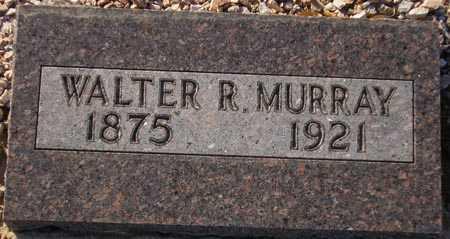 MURRAY, WALTER R. - Maricopa County, Arizona | WALTER R. MURRAY - Arizona Gravestone Photos
