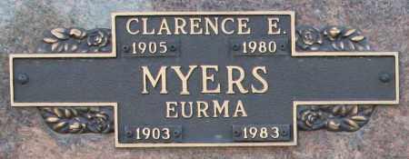 MYERS, EURMA - Maricopa County, Arizona | EURMA MYERS - Arizona Gravestone Photos