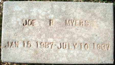 MYERS, JOE BURTON - Maricopa County, Arizona | JOE BURTON MYERS - Arizona Gravestone Photos
