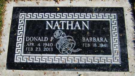 NATHAN, BARBARA - Maricopa County, Arizona | BARBARA NATHAN - Arizona Gravestone Photos