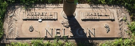 NELSON, AUDREY L - Maricopa County, Arizona | AUDREY L NELSON - Arizona Gravestone Photos