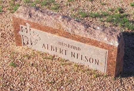 NELSON, ALBERT - Maricopa County, Arizona | ALBERT NELSON - Arizona Gravestone Photos