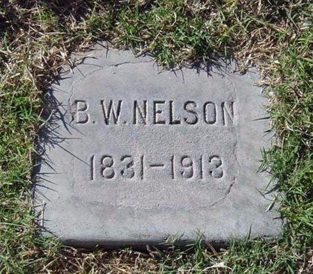 NELSON, BARTON WILLIAM - Maricopa County, Arizona | BARTON WILLIAM NELSON - Arizona Gravestone Photos