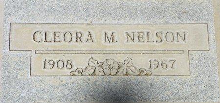 NELSON, CLEORA M - Maricopa County, Arizona | CLEORA M NELSON - Arizona Gravestone Photos