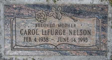 NELSON, CAROL - Maricopa County, Arizona | CAROL NELSON - Arizona Gravestone Photos