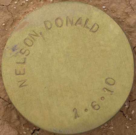 NELSON, DONALD - Maricopa County, Arizona | DONALD NELSON - Arizona Gravestone Photos