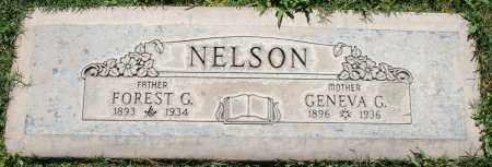 NELSON, FOREST GREEN - Maricopa County, Arizona | FOREST GREEN NELSON - Arizona Gravestone Photos