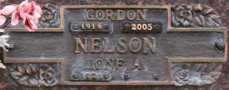 NELSON, IONE A - Maricopa County, Arizona | IONE A NELSON - Arizona Gravestone Photos