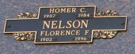 NELSON, HOMER C - Maricopa County, Arizona | HOMER C NELSON - Arizona Gravestone Photos
