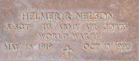 NELSON, HELMER R. - Maricopa County, Arizona | HELMER R. NELSON - Arizona Gravestone Photos